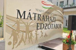 Mátraházai edzőtábor 2020 augusztus 20 - 24